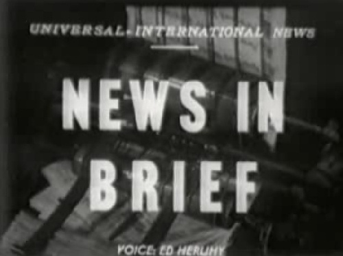Newsreel image